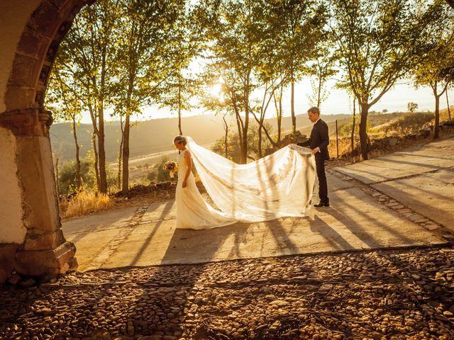 La boda de Fran y Soledad en Berzocana, Cáceres 32