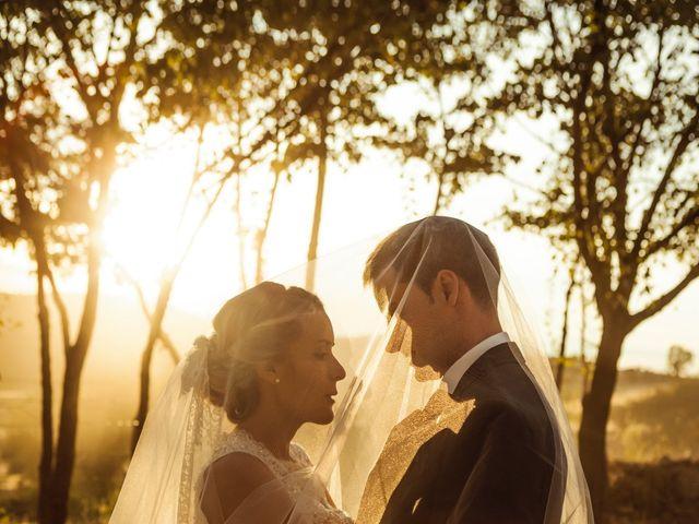 La boda de Soledad y Fran