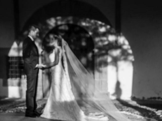 La boda de Fran y Soledad en Berzocana, Cáceres 33