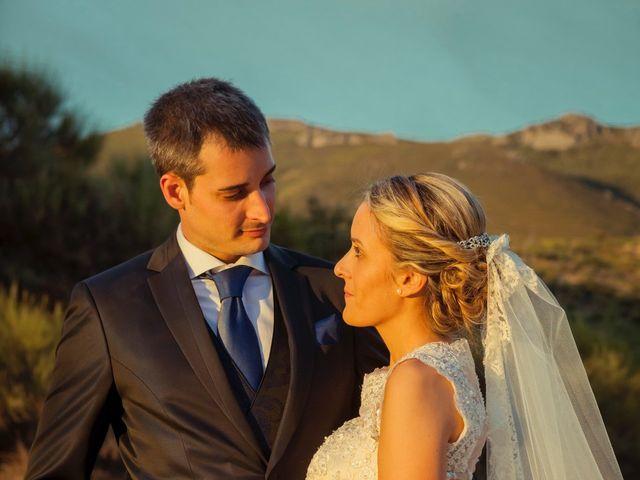 La boda de Fran y Soledad en Berzocana, Cáceres 34