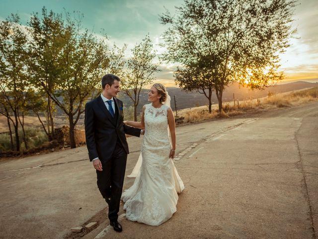 La boda de Fran y Soledad en Berzocana, Cáceres 36