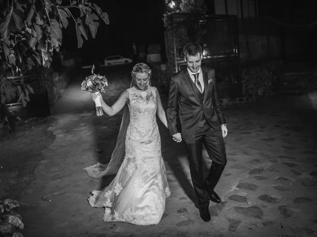 La boda de Fran y Soledad en Berzocana, Cáceres 37