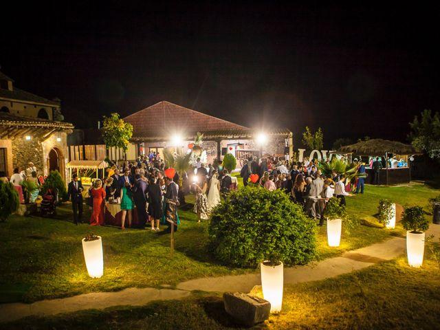 La boda de Fran y Soledad en Berzocana, Cáceres 38