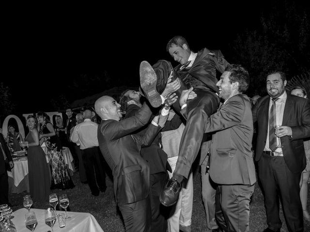 La boda de Fran y Soledad en Berzocana, Cáceres 39