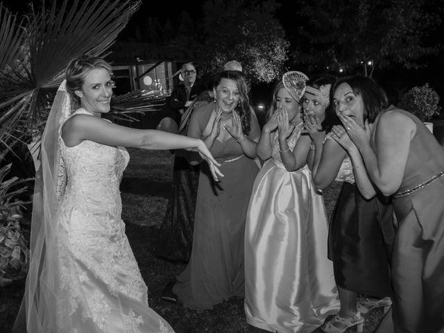 La boda de Fran y Soledad en Berzocana, Cáceres 40