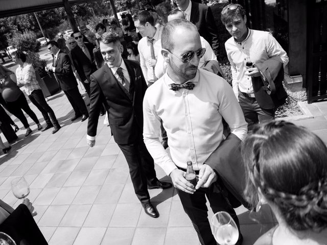 La boda de Andoni y Izaskun en Sondika, Vizcaya 8