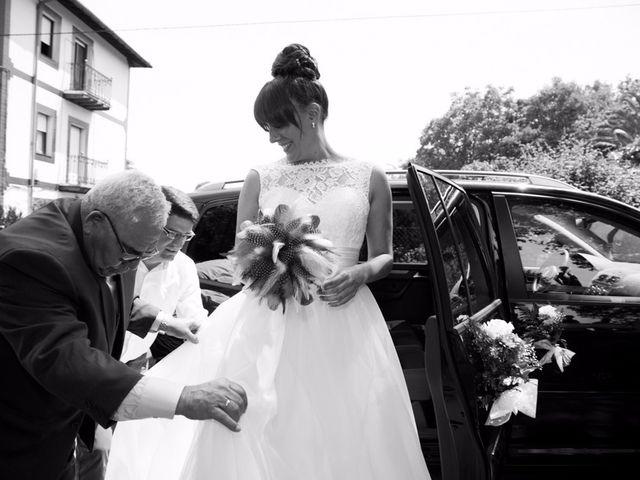 La boda de Andoni y Izaskun en Sondika, Vizcaya 9
