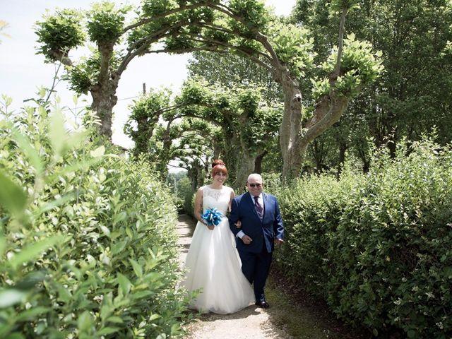 La boda de Andoni y Izaskun en Sondika, Vizcaya 11