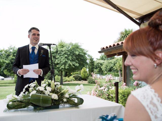La boda de Andoni y Izaskun en Sondika, Vizcaya 17