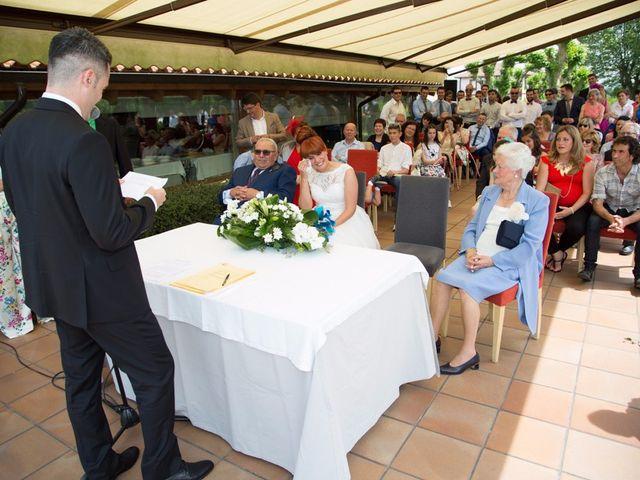 La boda de Andoni y Izaskun en Sondika, Vizcaya 18