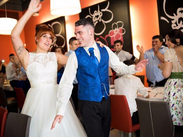 La boda de Andoni y Izaskun en Sondika, Vizcaya 29