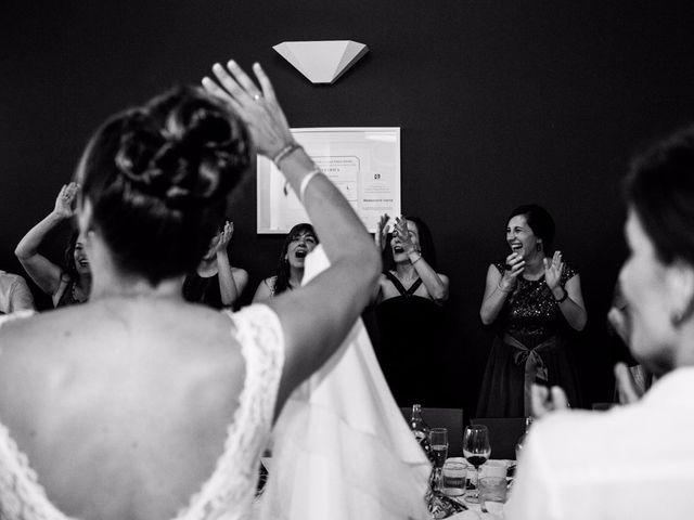 La boda de Andoni y Izaskun en Sondika, Vizcaya 36