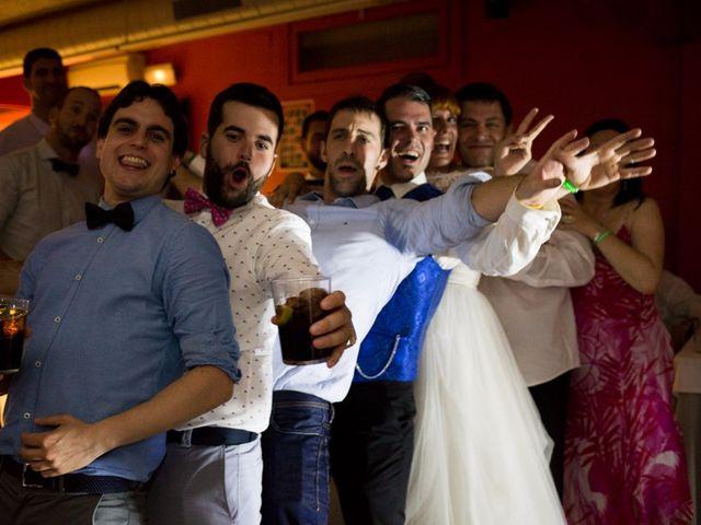 La boda de Andoni y Izaskun en Sondika, Vizcaya 39