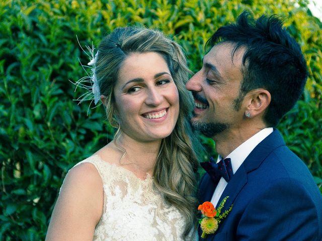 La boda de Ruth y Angel