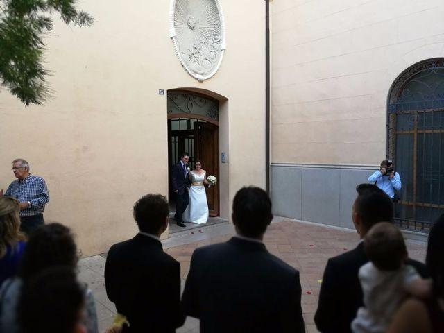 La boda de Miguel Ángel y Aroa en Vila-real/villarreal, Castellón 8