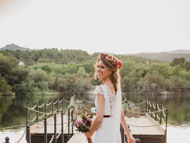 La boda de Nacho y Cristina en Guadarrama, Madrid 8
