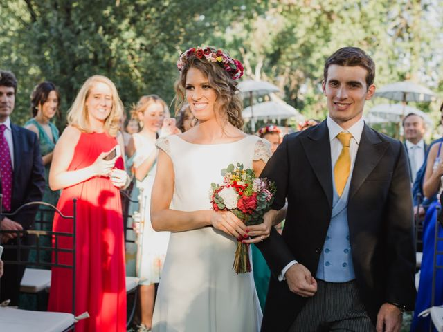 La boda de Nacho y Cristina en Guadarrama, Madrid 17
