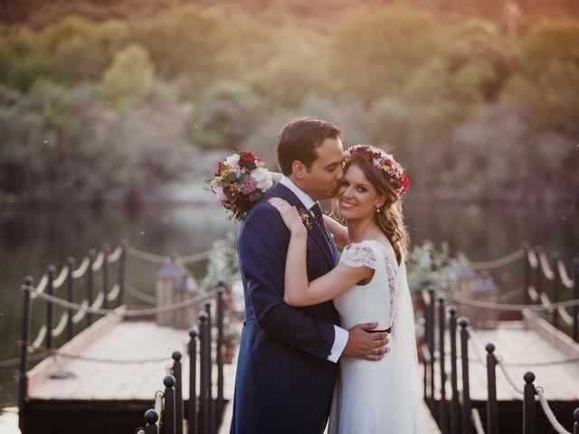 La boda de Nacho y Cristina en Guadarrama, Madrid 25