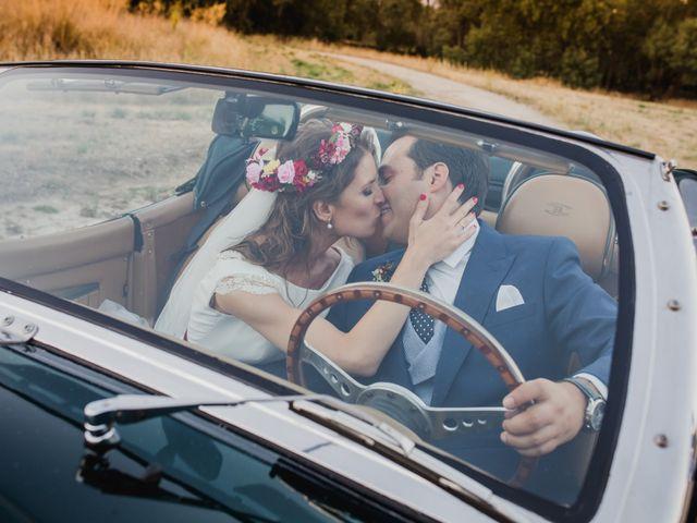 La boda de Nacho y Cristina en Guadarrama, Madrid 29