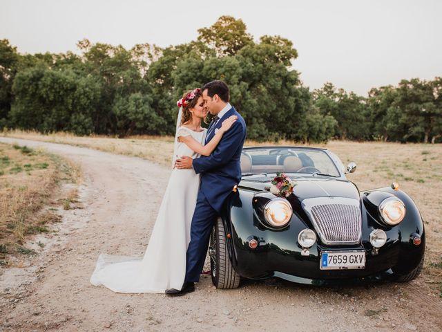 La boda de Nacho y Cristina en Guadarrama, Madrid 30