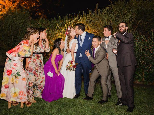 La boda de Nacho y Cristina en Guadarrama, Madrid 31