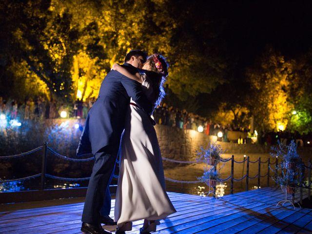La boda de Nacho y Cristina en Guadarrama, Madrid 32