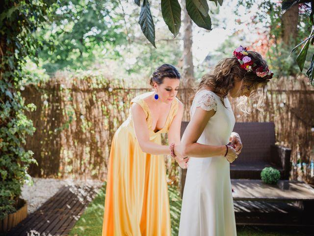 La boda de Nacho y Cristina en Guadarrama, Madrid 40