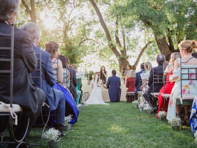 La boda de Nacho y Cristina en Guadarrama, Madrid 45