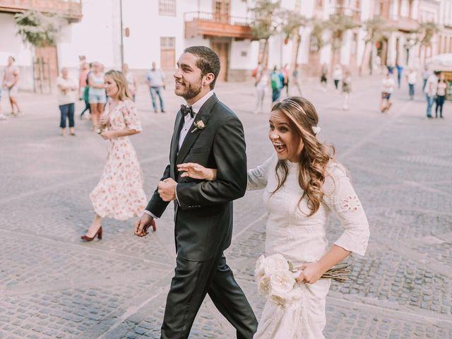 La boda de Luis y Marta en Arucas, Las Palmas 13
