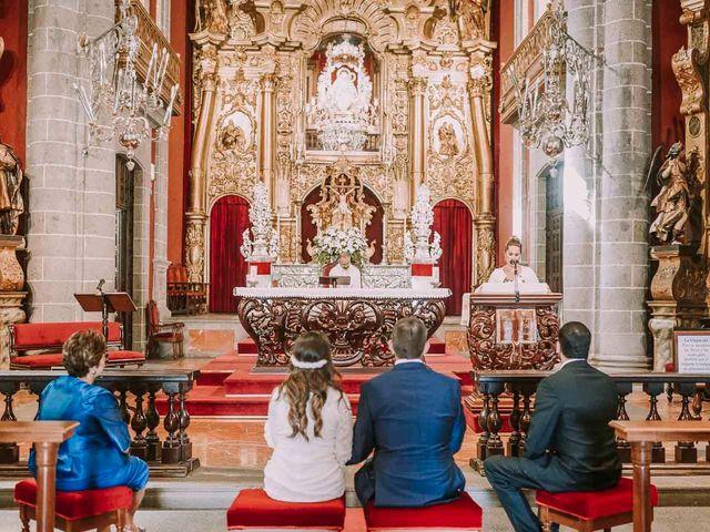 La boda de Luis y Marta en Arucas, Las Palmas 14