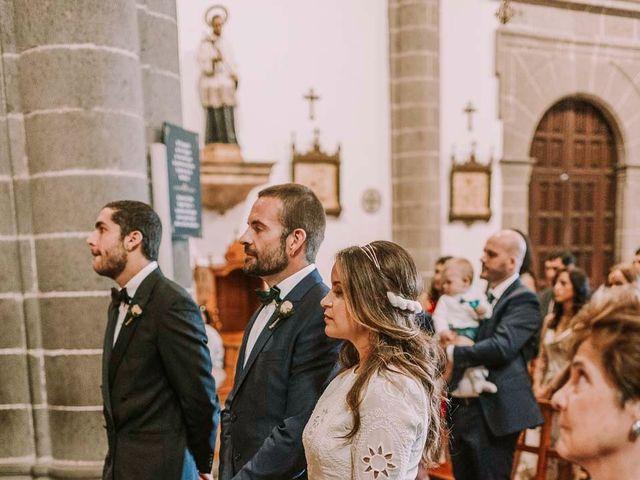 La boda de Luis y Marta en Arucas, Las Palmas 15