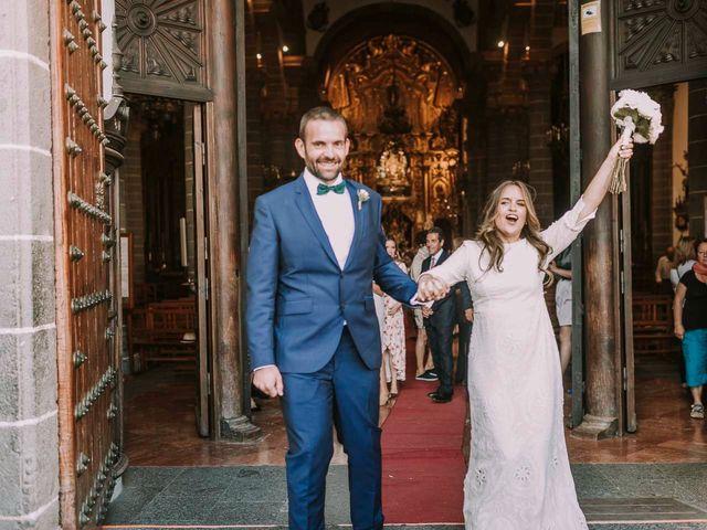 La boda de Luis y Marta en Arucas, Las Palmas 16