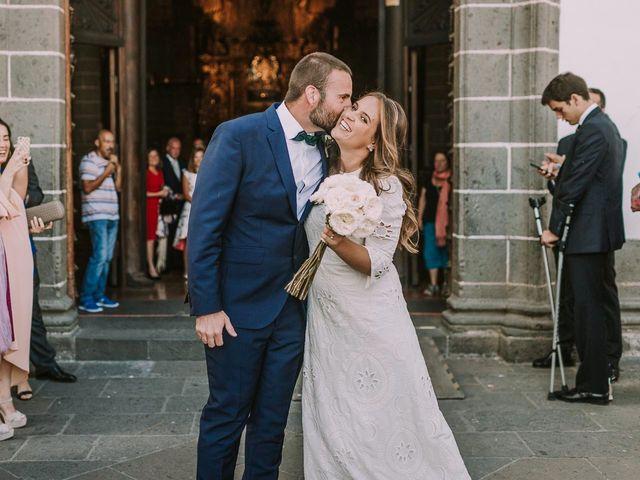 La boda de Luis y Marta en Arucas, Las Palmas 17