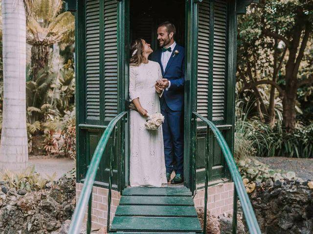La boda de Luis y Marta en Arucas, Las Palmas 19