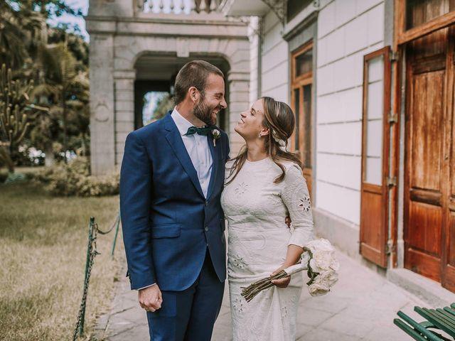 La boda de Luis y Marta en Arucas, Las Palmas 20