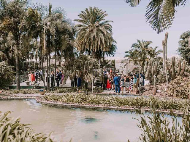 La boda de Luis y Marta en Arucas, Las Palmas 24