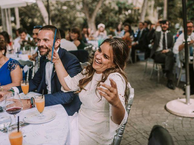 La boda de Luis y Marta en Arucas, Las Palmas 25