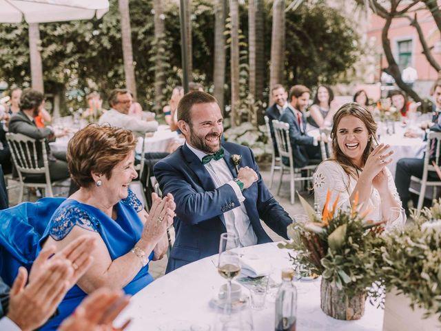 La boda de Luis y Marta en Arucas, Las Palmas 27