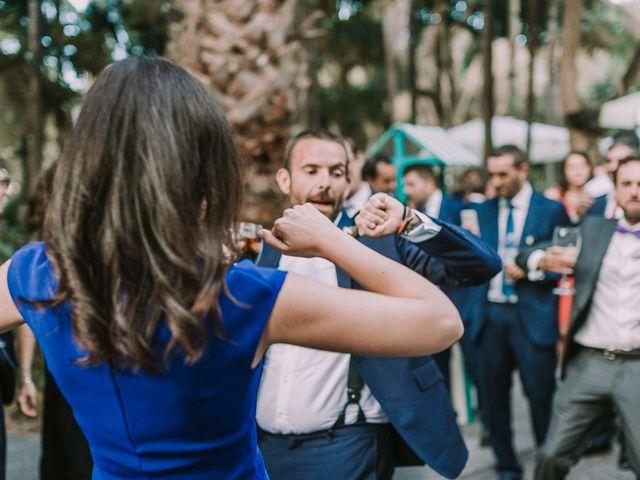 La boda de Luis y Marta en Arucas, Las Palmas 34