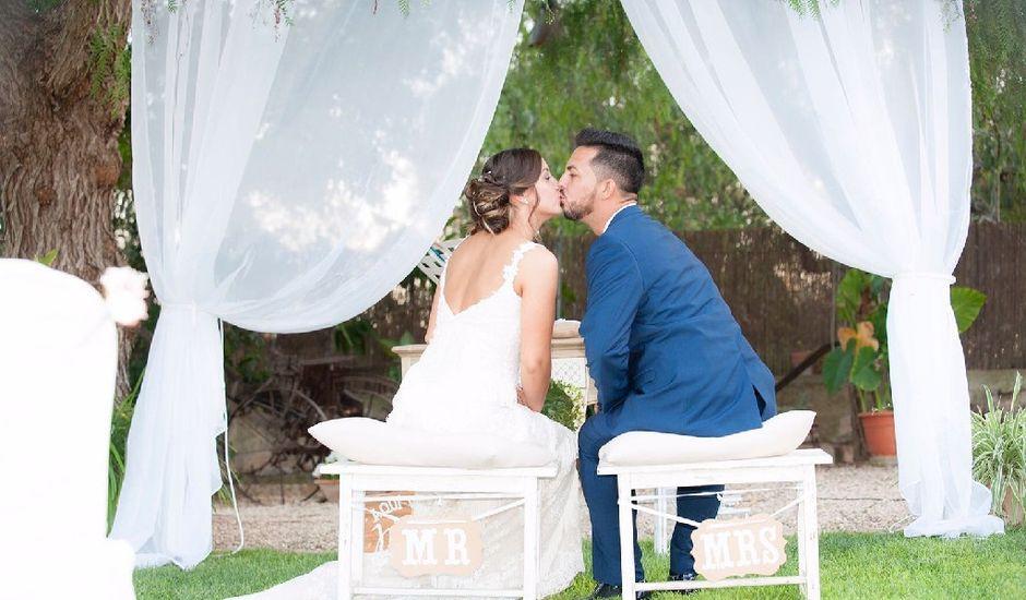 La boda de Jenny y Carlos en Petra, Islas Baleares