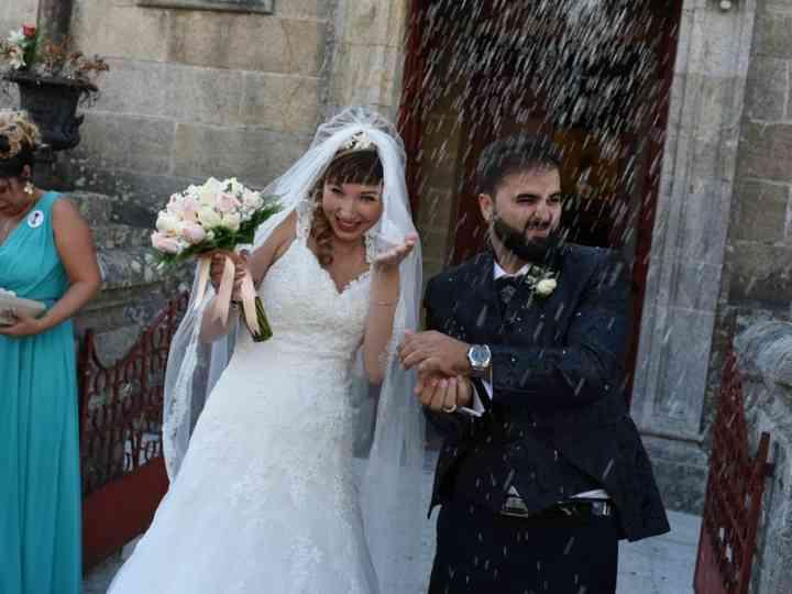 La boda de Vanina y Manuel