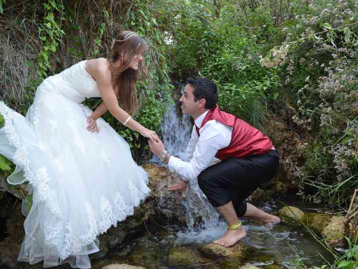 La boda de Isabel y Alfonso