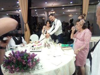 La boda de Fran y Irene