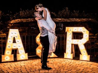 La boda de Aida  y Roberto 1