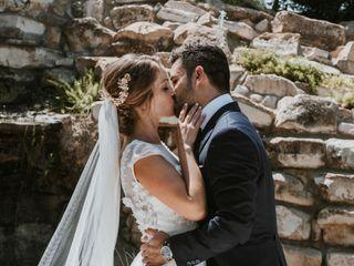 La boda de Eli y Carlos