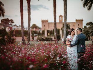 La boda de Alberto y Lidia