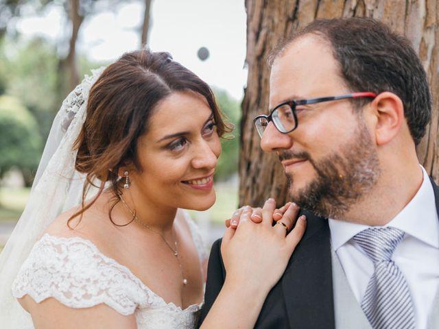 La boda de Javier y Ninoska en Getxo, Vizcaya 1