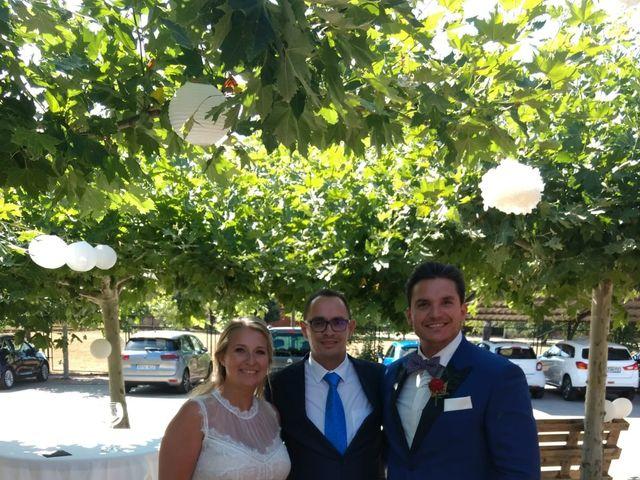La boda de Sonja y Ivan en Villaverde De Justel, Zamora 3