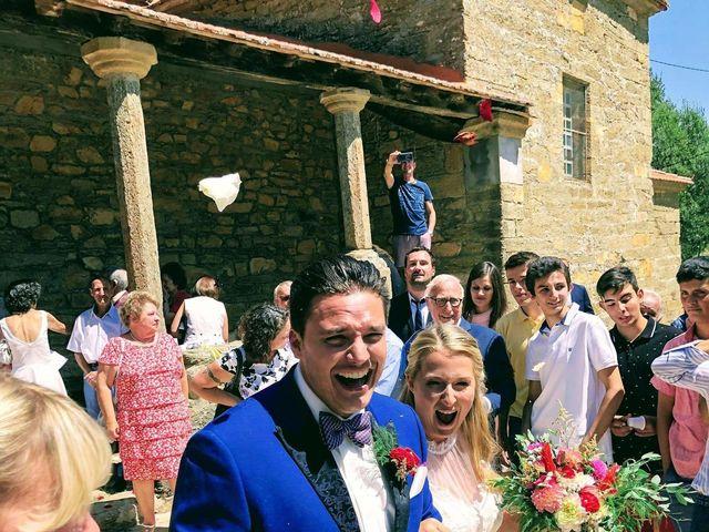 La boda de Sonja y Ivan en Villaverde De Justel, Zamora 11
