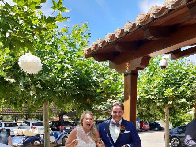 La boda de Sonja y Ivan en Villaverde De Justel, Zamora 12